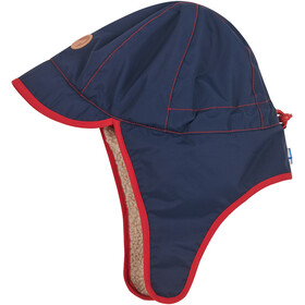 Finkid Lumi Chapka Enfant, navy/red